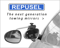 Repusel Towing mirror